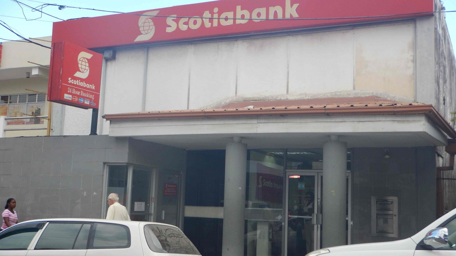 Bank of Nova Scotia Port Antonio Portland Jamaica