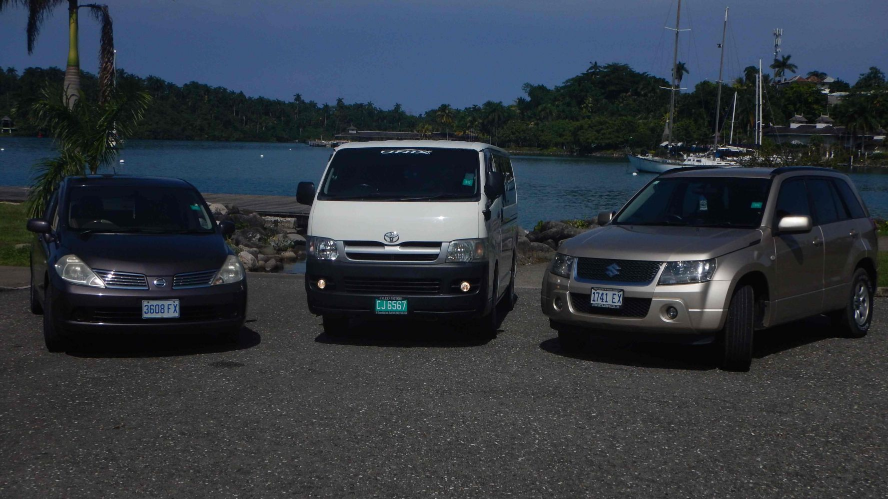 Port Antonio Car Rental Portland Jamaica