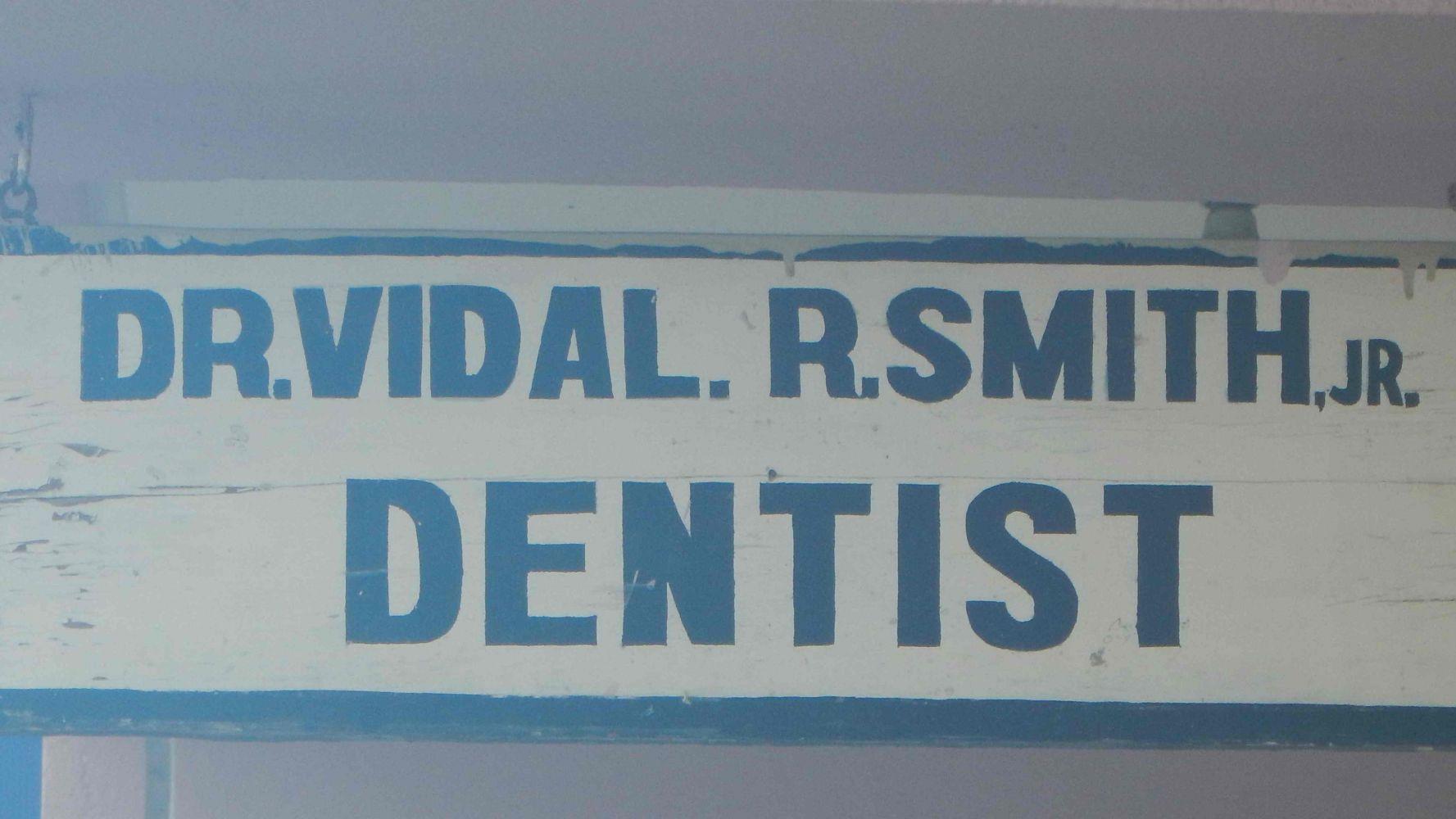 Dr. Vidal Smith Port Antonio Portland Jamaica