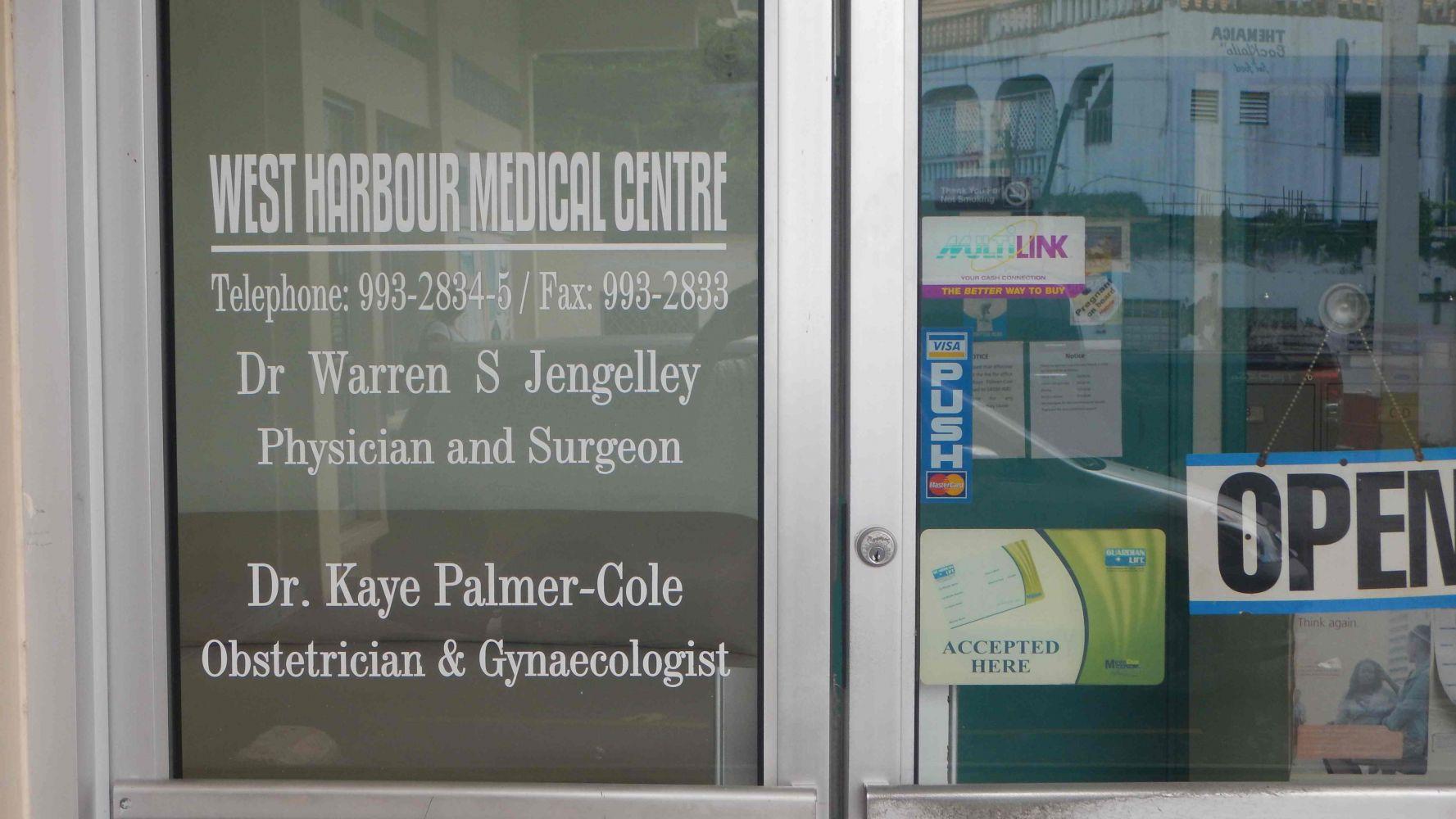West Harbour Medical Centre Port Antonio Portland Jamaica