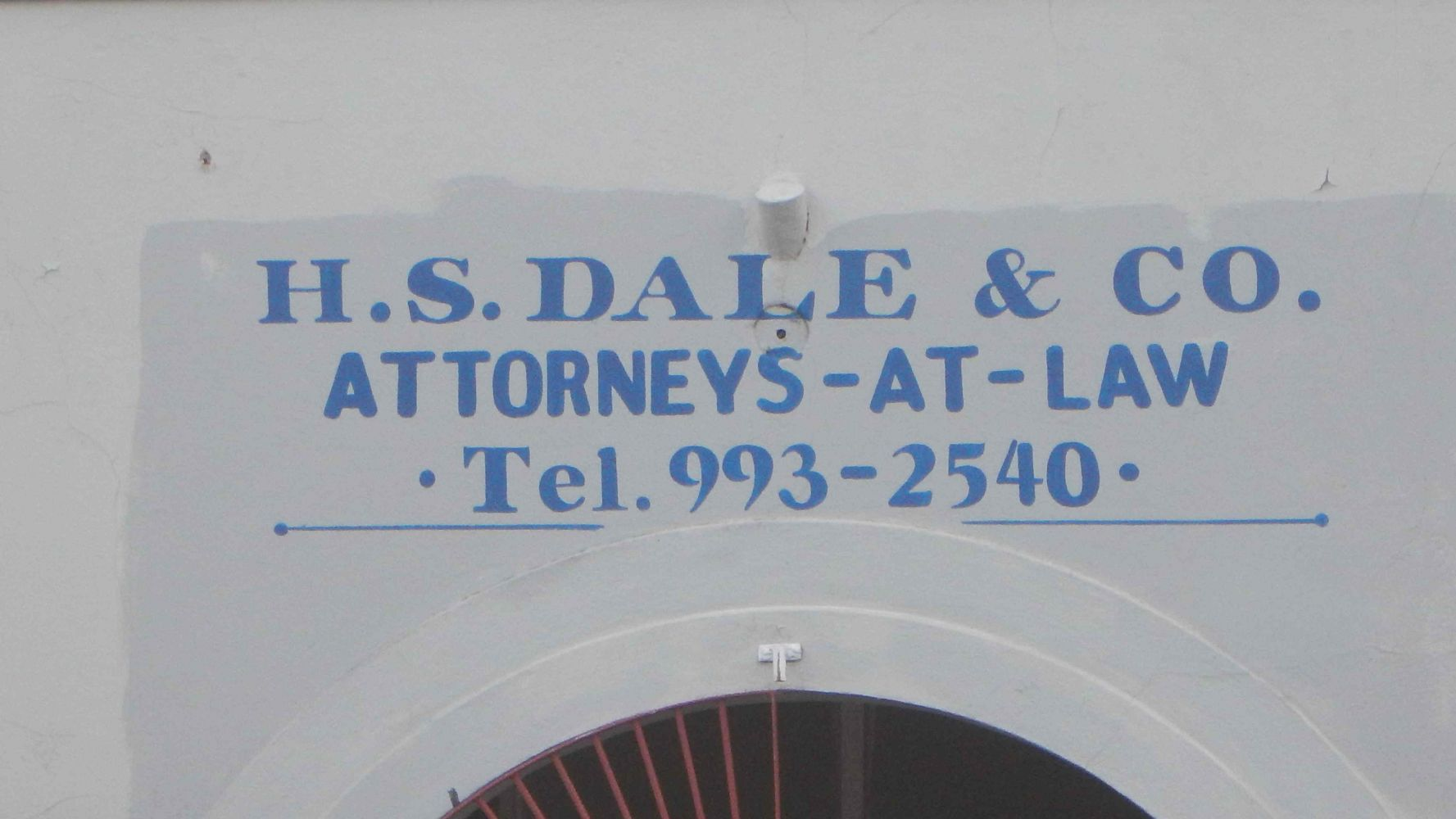 H.S. Dale and Company, Attorneys at Law Port Antonio Portland Jamaica